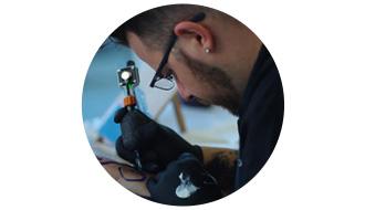 Motink Tattoo (Jonatan Arenas) - Creatus Dominus